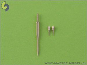 MASTER AM-48-008 - 1:48 F-16 Pitot tube & Angle Of Attack probes