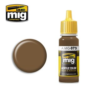 AMMO MIG 073 - Earth - acrylic paint 17ml