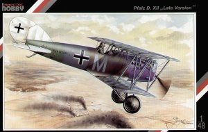 SPECIAL HOBBY 48024 - 1:48 Pfalz D.XII late version