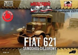 FIRST TO FIGHT 011 -  September 1939 - 1:72 Fiat 621 truck