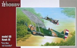 SPECIAL HOBBY 72256 - 1:72 Model 68 Hawk III - Over Siam and Argentina