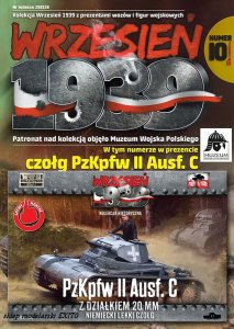 FIRST TO FIGHT 010 -  September 1939 - 1:72 Pz.Kpfw.II Ausf.C