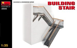 MINIART 35545 - 1:35 Building Stair