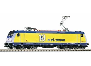 PIKO 59145 H0 - Electrical locomotive BR 185.2 Metronom
