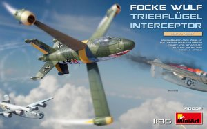 MINIART 40002 - 1:35 Focke Wulf Triebflugel Interceptor