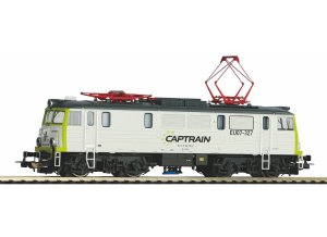 PIKO 96376 H0 - Electrical locomotive EU07-327 Captrain