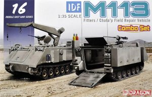 DRAGON 3622 - 1:35 IDF M113 Fitters & Chata'p Field Repair Vehicle - Combo Set