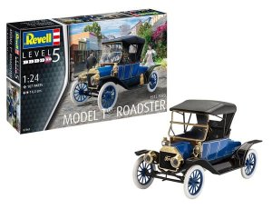 REVELL 07661 - 1:24 Ford T Roadster 1913