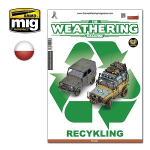 The Weathering Magazine Nr 27 - Recycling - Polish Edition