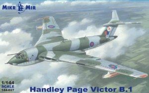 MIKROMIR 144027 - 1:144 Handley Page Victor B.1