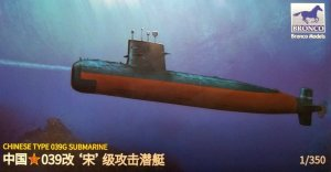 BRONCO NB 5012 - 1:350 Chinese 039G Sung Class Attack Submarine