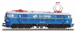PIKO 96334 H0 - Electrical locomotive ET 22-243 PKP Cargo
