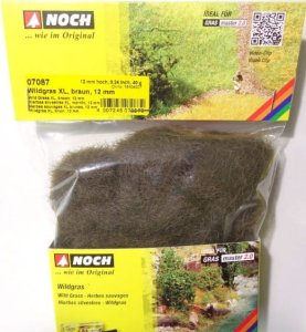 NOCH 07087 - Wild Grass XL Brown - 40 g