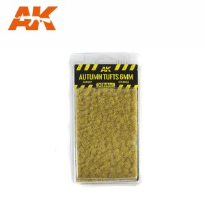 AK INTERACTIVE 8116 - Autumn Tufts 6 mm