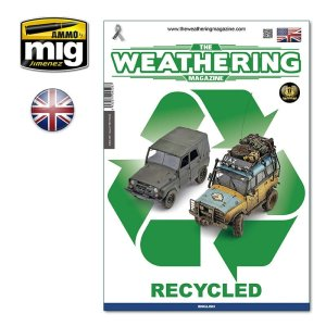 AMMO MIG 4526 - The Weathering Magazine - Recycled (English Version)