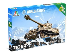 ITALERI 34103 - 1:72 World of Tanks - Tiger