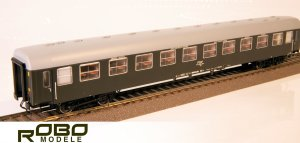 ROBO 244501 H0 - SLeeping car 110Ac type Y PKP Intercity - Gdynia with interior lighting