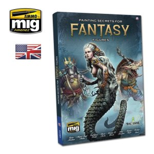 AMMO MIG 6125 - Painting Secrets for Fantasy Figures