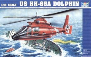 TRUMPETER 02801 - 1:48 US HH-65A Dolphin