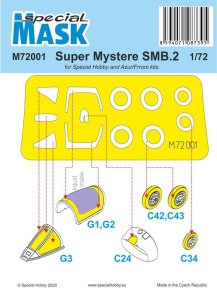 SPECIAL HOBBY M72001 - 1:72 SMB-2 Super Mystere