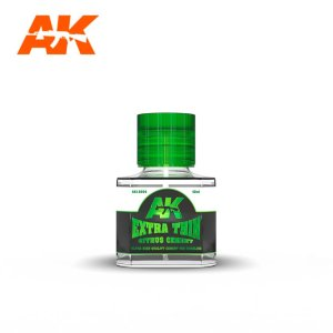 AK INTERACTIVE 12004 Extra Thin Citrus Cement 40 ml