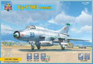 MODELSVIT 72044 - 1:72 Sukhoi Su-17M3 Early version