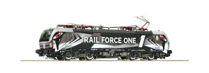 ROCO 71927 H0 - Electric locomotive Vectron 193 623-6 Rail Force One decoder with sound