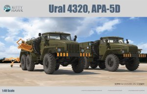 KITTY HAWK 80159 - 1:48 Ural 4320 / APA-5D