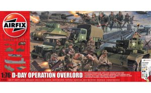 AIRFIX 50162A - 1:72 D-Day Operation Overlord Gift Set