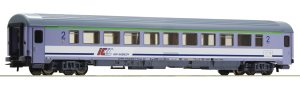 ROCO 54173 H0 - Passenger car 2nd class PKP IC