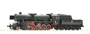 ROCO 72062 H0 - Steam locomotive Ty2 PKP