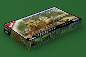 HOBBY BOSS 84405 - 1:35 German Panzer Grenadiers Vol.2