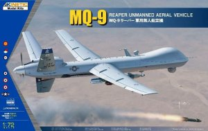KINETIC 72004 - 1:72 MQ-9 Reaper Unmanned Aerial Vehicle