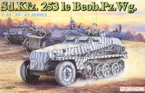 DRAGON 6140 - 1:35 Sd. Kfz. 253 le Beob. PzWg