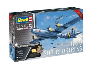 REVELL 03850 - 1:48 B-29 Superfortress - Platinum Edition