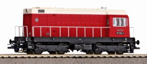 PIKO 55910 H0 - Diesel locomotive BR 107 with sound DR