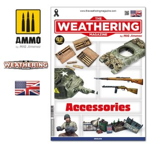 AMMO MIG 4531 - The Weathering Magazine - Accessories (English Version)