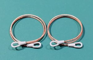 EUREKA XXL ER-4806 - 1:48 Towing cables for T-34/76 & SU-122