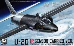 AFV CLUB 48113 - 1:48 U-2D IR Sensor Carried Ver Dragon Lady