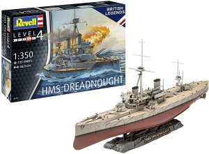 REVELL 05171 - 1:350 HMS Dreadnought