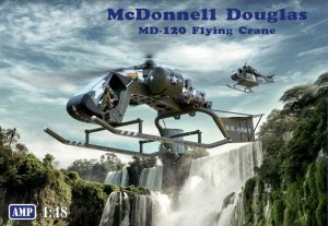 AMP 48015 - 1:48 McDonnell Douglas MD-120 Flying Crane