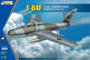 KINETIC 48068 - 1:48 F-84F Thunderstreak
