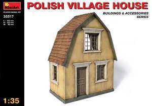 MINIART 35517 - 1:35 Polish Village House