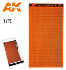 AK INTERACTIVE 8056 - Easycutting Type 1