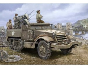 TRUMPETER 00911 - 1:16 Half-Track Multiple Gun Motor Carriage M16