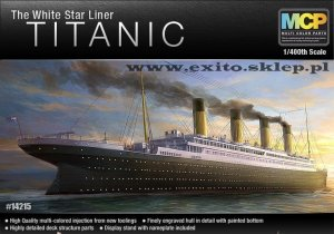 ACADEMY 14215 - 1:400 Titanic - The White Star Liner