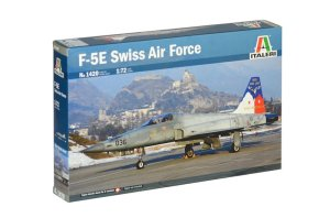 ITALERI 1420 - 1:72 F-5E Swiss Air Force