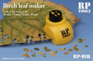 RP TOOLZ RPBIR - Birch leaf maker tool
