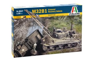 ITALERI 6547 - 1:35 M32B1 Armored Recovery Vehicle