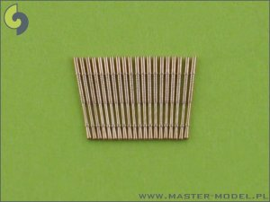 MASTER SM-350-011 - 1:350 IJN 25mm (0.984in) barrels (20pcs)